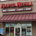 Rapid Refill store front