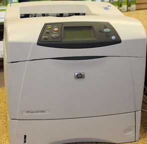 hp printer and copier
